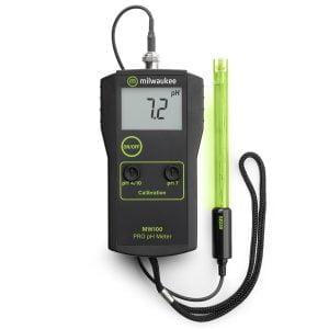 pH/EC-mittarit